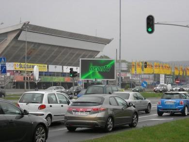 Telebim Grunwaldzka 470,Gdańsk