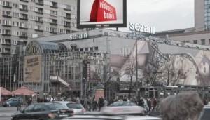 Telebim Marszałkowska 126,Warszawa