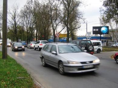 Telebim Krakowska 141,Wrocław