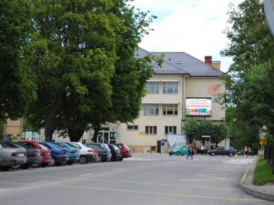 Telebim Plac Wolności 22,Olecko