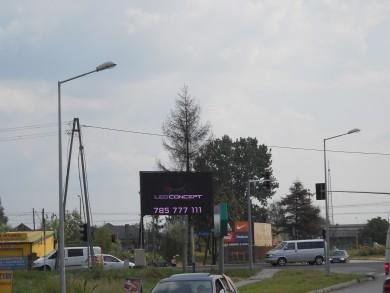 Telebim Flisaków/Lwowska,Sandomierz