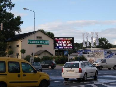 Telebim Świętego Wincentego 92,Warszawa