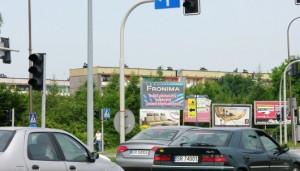 Telebim Kościuszki 80,Żory