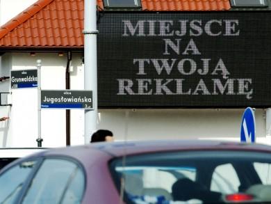 Telebim Grunwaldzka 123,Poznań
