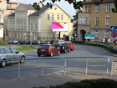 Telebim ul. Tadeusza Kościuszki 8,Kłodzko