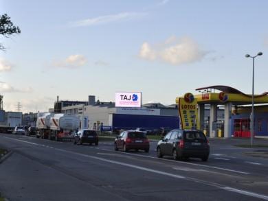 Telebim Hutnicza 16,Gdynia
