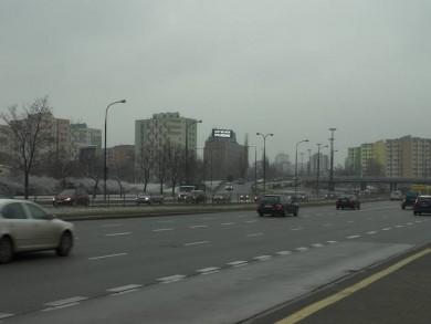 Telebim Al. Stanów Zjednoczonych 51,Warszawa