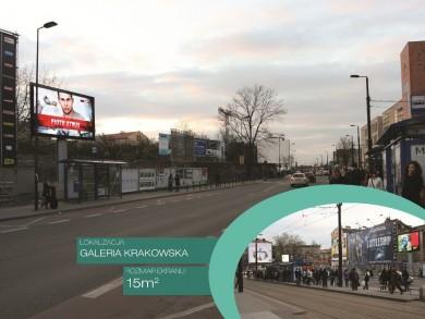 Telebim Pawia,Kraków