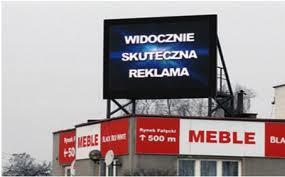 Telebim Zakopiańska,Kraków