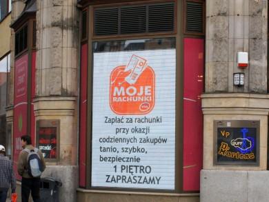 Telebim Rynek 30/31,Wrocław