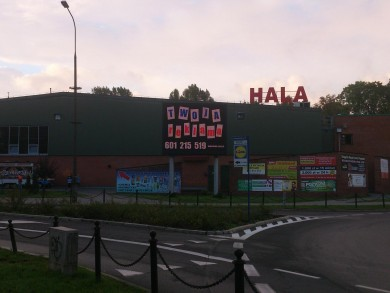 Telebim Nakielska 1-3,Tarnowskie Góry