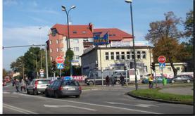 Telebim ul. Długosza,Nowy Sącz