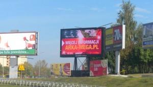 Telebim Księcia mieszka,Poznań