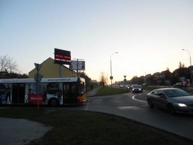 Telebim Warszawska 222,Kielce