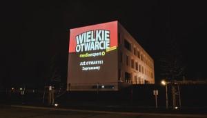 Telebim Wrocławska 133,Opole