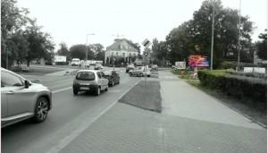 Telebim ul. Daszyńskiego,Września